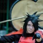 #329 Cosplay do dia: Nath Carmo (Madara Uchiha) - Cosplay de animes