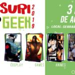 O Matsuri Pop Geek – Cultura Pop Oriental e Universo Geek