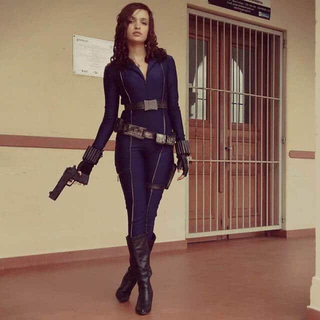 Elisy Silva Felício cosplay