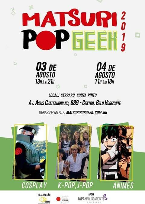 Festival de cultura pop