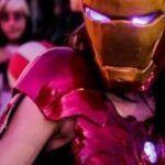 #156 Cosplay do dia: Ray Alves (Iron Woman)