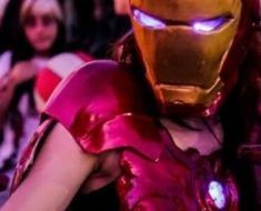 Iron man cosplay tutorial