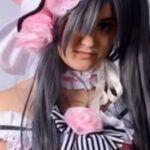#164 Cosplay do dia: Arikawa Gasai (Robin Ciel) + 1