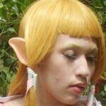 Cosplay do dia: Alessia (Zelda Skykoft)