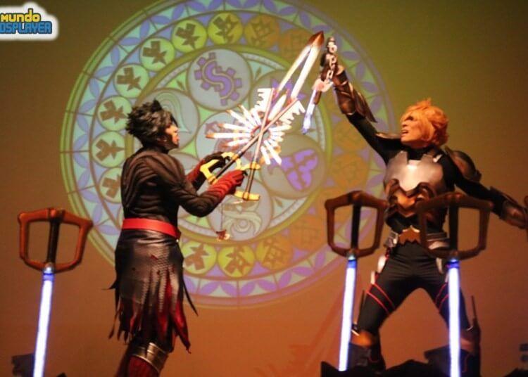 evento cosplay