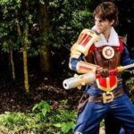 Cosplay do dia: Marcelo Cel (Jayce Cosplay LoL)