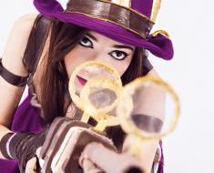 Caitlyn cosplay