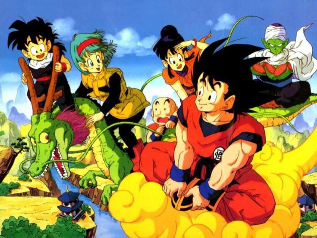 Dragon Ball em japones