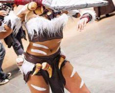 cosplay nidalee