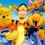 O Ursinho Pooh da Disney na verdade é uma ursinha - Sim é verdade
