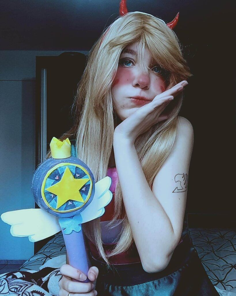 Star butterfly costume