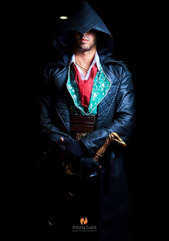 Jacob frye cosplay costume