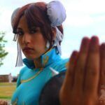 Cosplay do dia: Alessia (Chun-Li)
