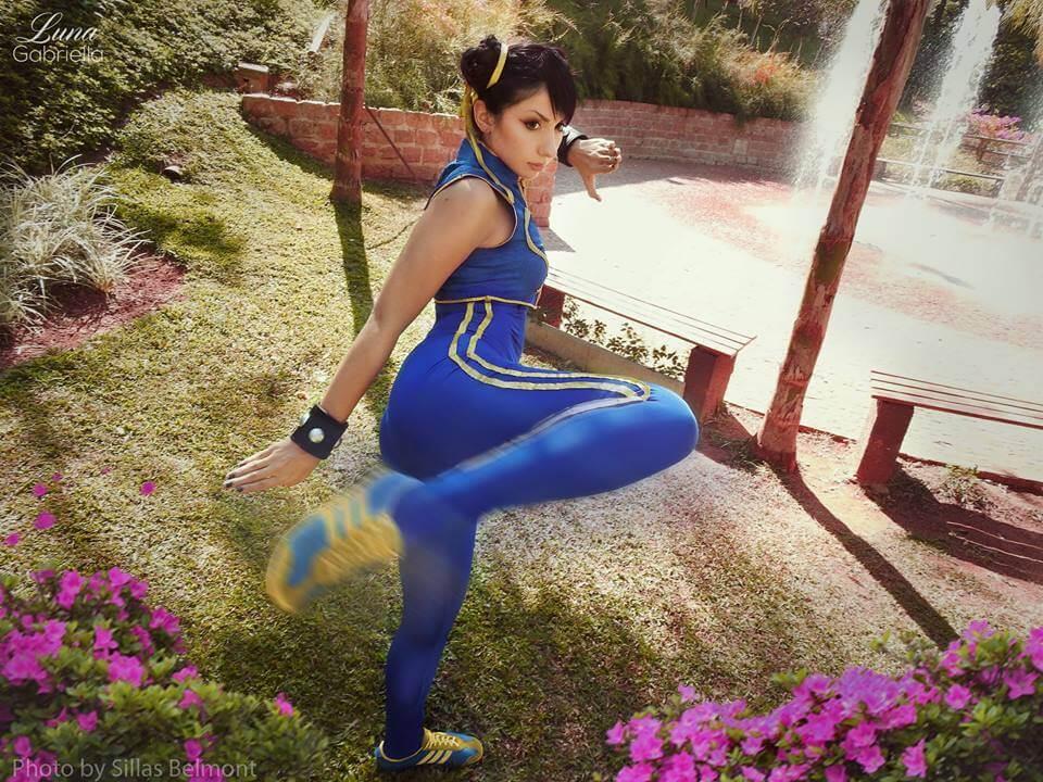 Street Fighter Chun Li