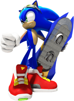 sonic extreme gears