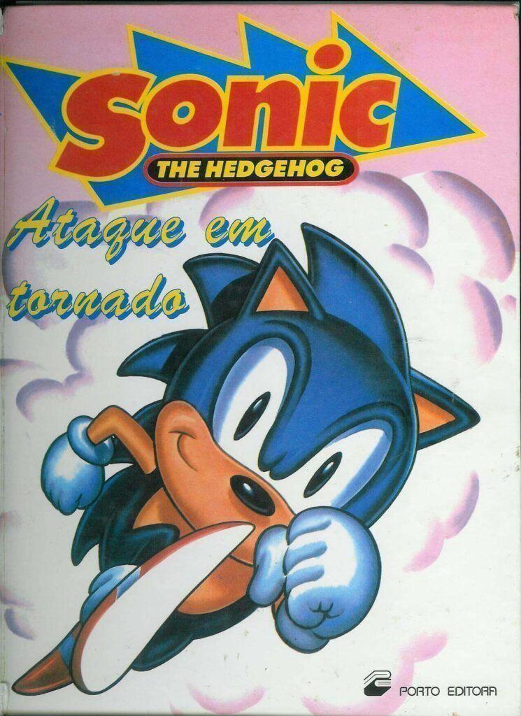sonic universe hq portugues