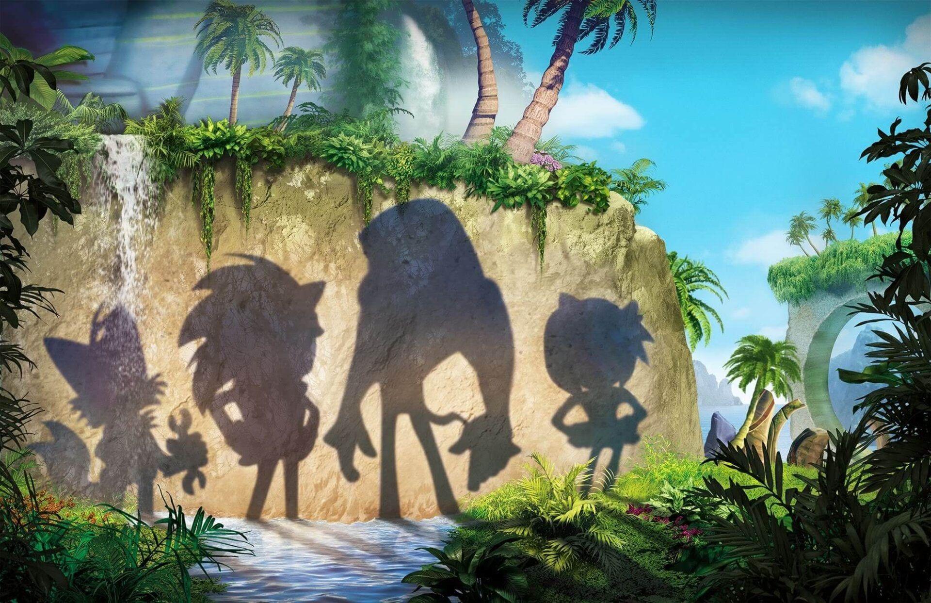 Sonic Boom Rise of Lyric WiiU