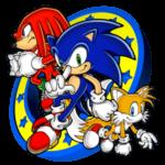 Histórias Personagens Sonic - Desenho do sonic