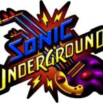 Sonic underground video game para as telinhas