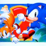 Jogo Sonic - Pegue O Seu Controle E Se Prepare