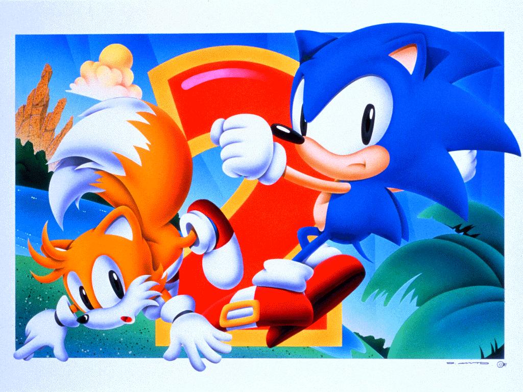 Jogo Super Sonic