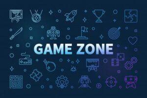 indústria de games