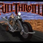 Full Throttle LucasArts - Clássicos Dos Games