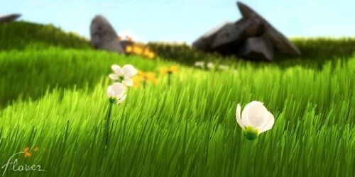flower ps3 game