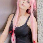 Cosplay do dia: Marílya Fernanda Magno (Yuno Gasai Anime)