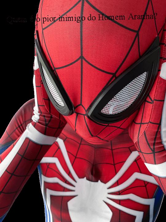 inimigo do spiderman