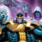 Thanos a ordem negra conheça o exército