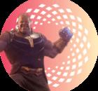 Thanos exterminador