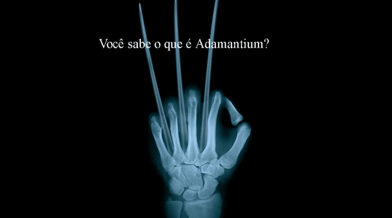 O que destrói o adamantium