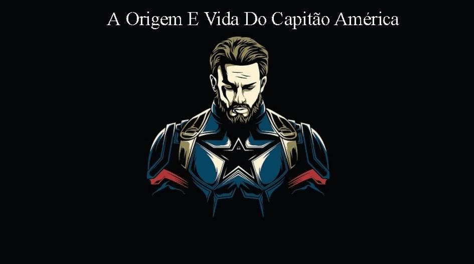 origem capita america