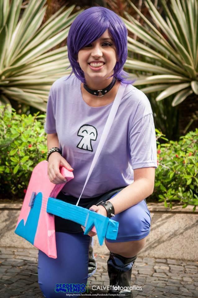 Rachel Goulart Yumi Puffy Ami Yumi