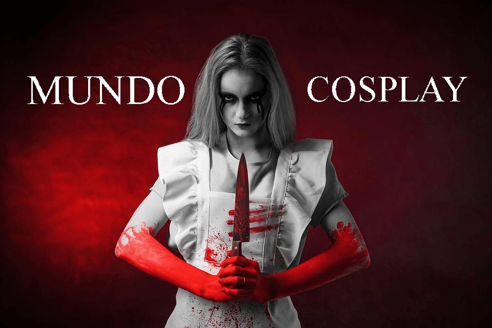 cosplay no brasil