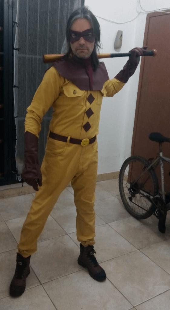 Comediante Watchmen