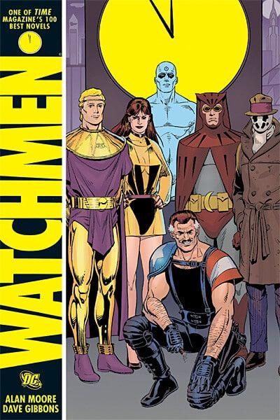 Qual a historia de Watchmen