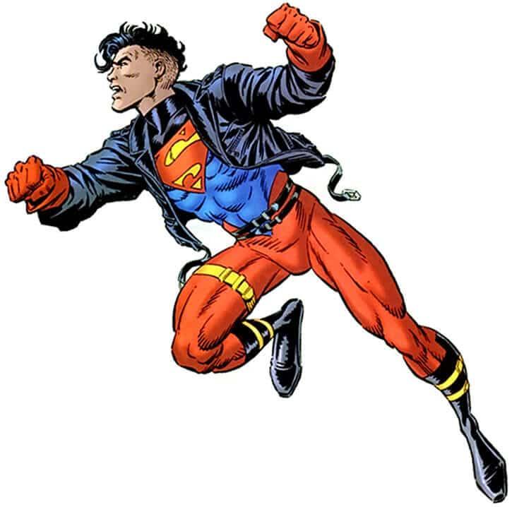 Superboy Conner Kent