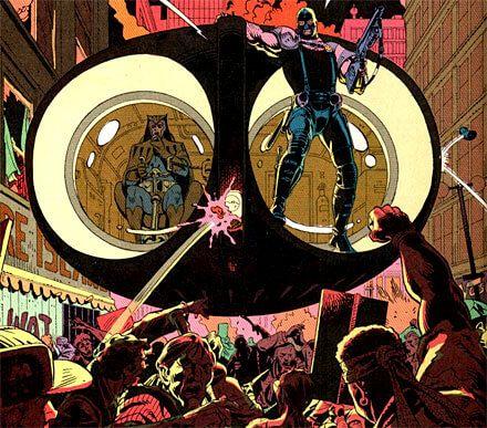 Qual a história de Watchmen