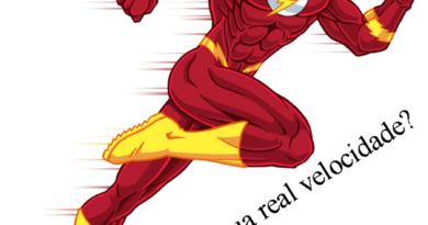 velocidade the flash
