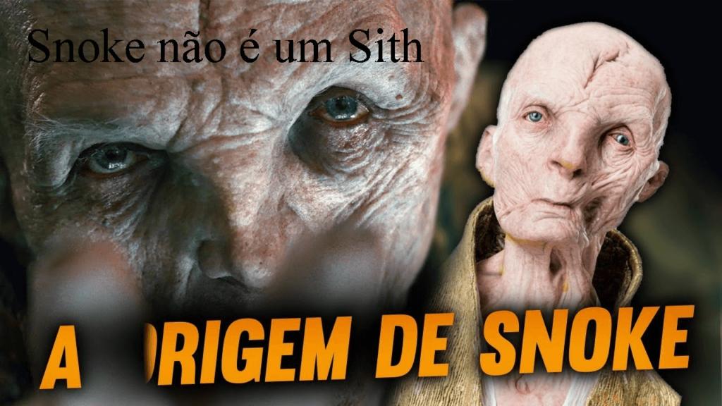 snoke origem