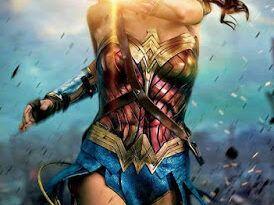 heroína mulher maravilha