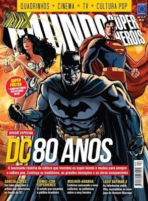 revista super heróis