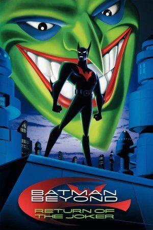 Batman do Futuro O Retorno do Coringa Dublado