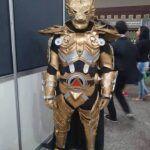 Cosplay do dia: Fábio Fernandes (Golden Knight Garo)