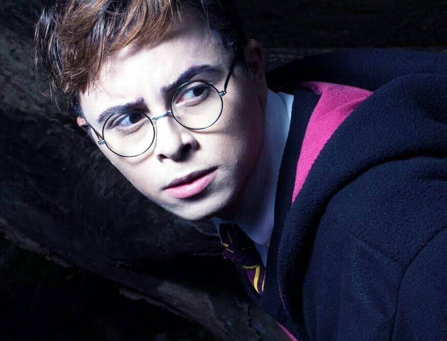 Cosplay do dia Renan Lucas (Harry Potter)